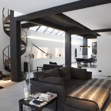 Interieur de loft