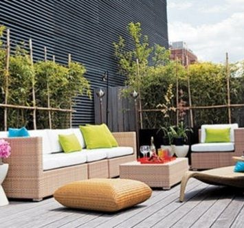 aménagement terrasse moderne Amenagement Terrasse Exterieur - Roomdecordiy.net